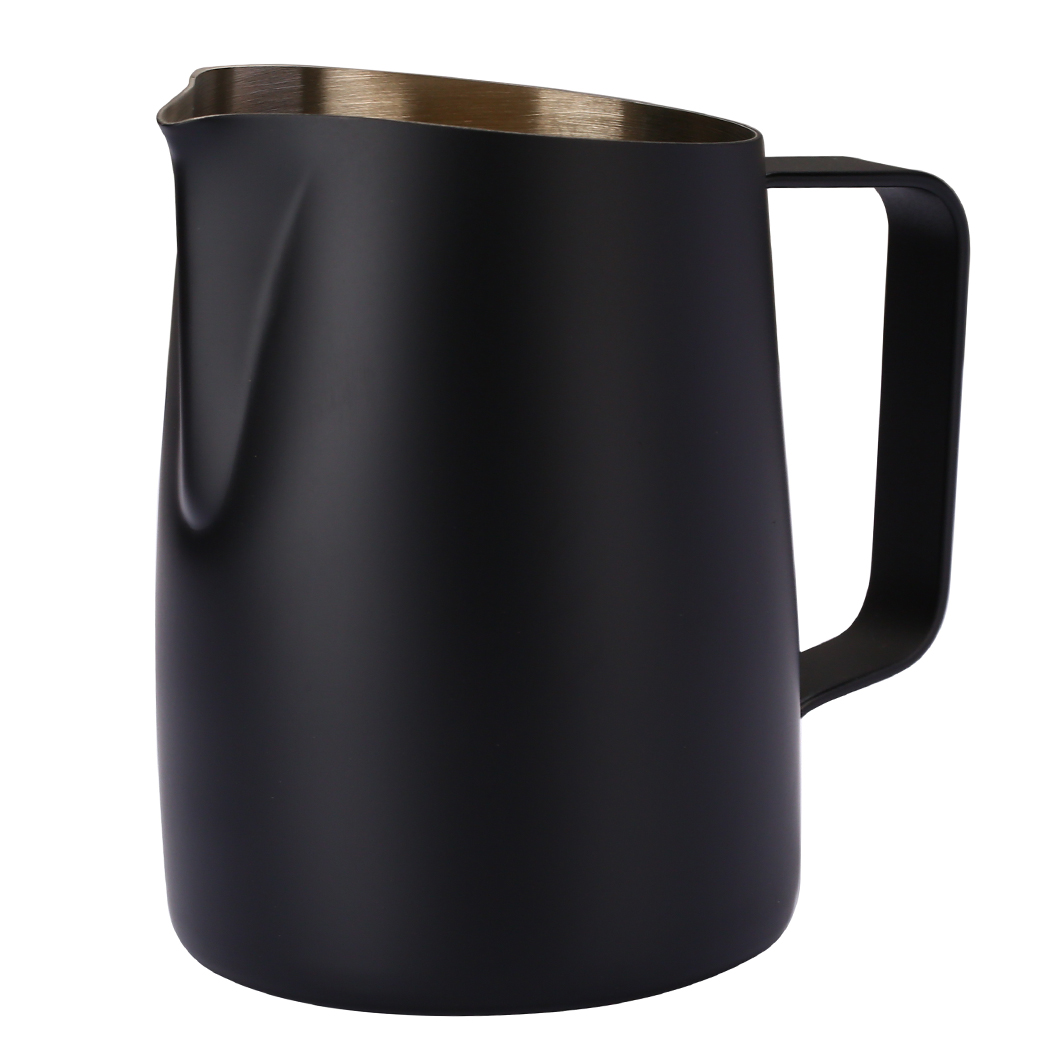 Perfect for Espresso Machines Latte Art 12 oz 350 ml zoohot Stainless Steel Milk Frothing Pitcher Milk Frothers
